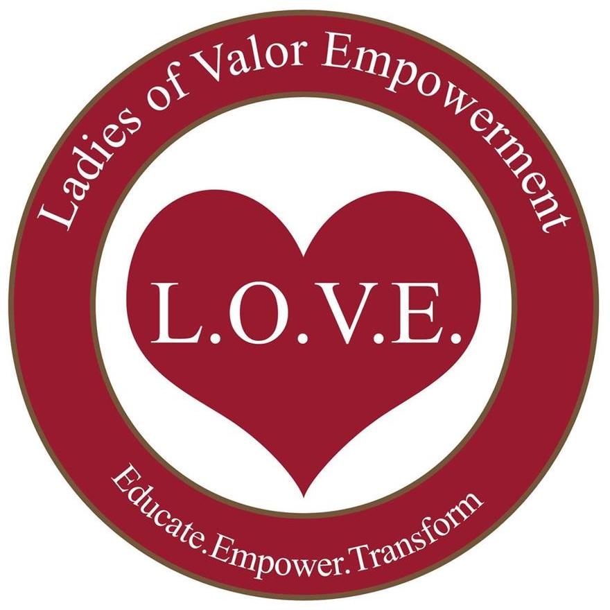 L.O.V.E. logo